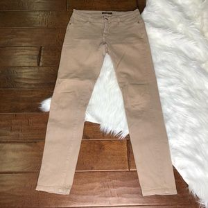 James Jeans Twiggy skinny jeans In tan